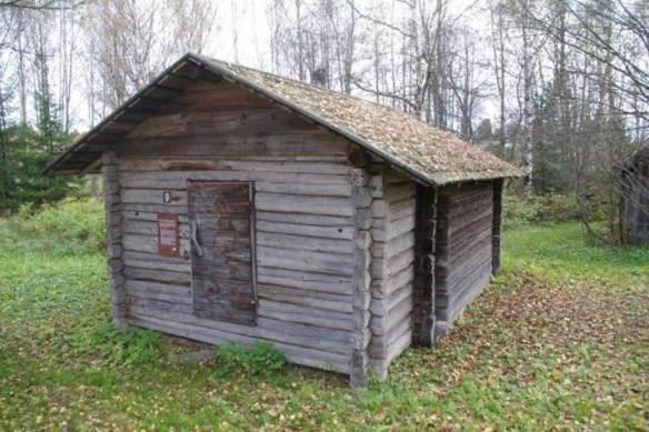 Muuramen saunakylä sauna nro 9