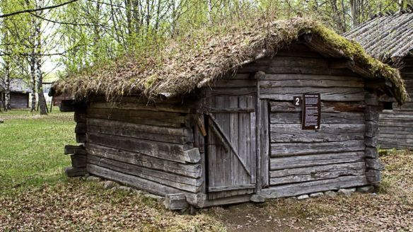Muurame+saunakylä+sauna